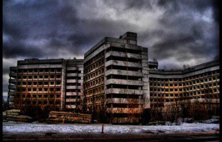 Пешая индивидуальная экскурсия «Заброшенная Москва»