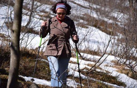 Бесплатные тренировки по скандинавской ходьбе в Бабушкинском парке