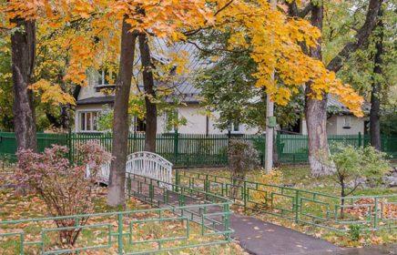 Поселок художников на Соколе: город-сад или сны о чем-то большем. Прогулка по «скрытым» улочкам Москвы