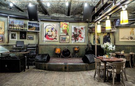 «Дума» – клуб, кафе, бар