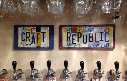 Бар «Crart Republic»