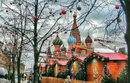 От Сокольников до Храма Христа Спасителя. Обзорная экскурсия по главным достопримечательностям Москвы