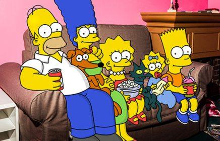 Квест «Симпсоны»