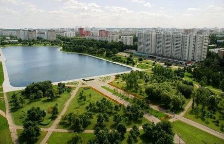 Гольяновский пруд
