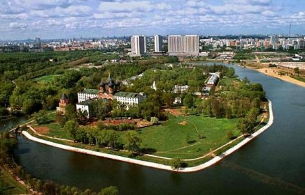 Городок им. Баумана в Москве