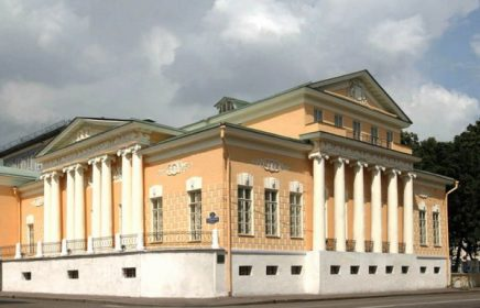 Государственный музей А. С. Пушкина на Пречистенке