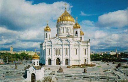 Экскурсия по храму Христа Спасителя и панорама Москвы со смотровых площадок от компании «Азбука Москвы»