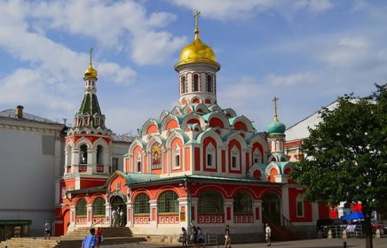 Казанский собор на Красной площади