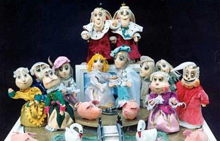 Кукольный театр «Волшебная лампа»