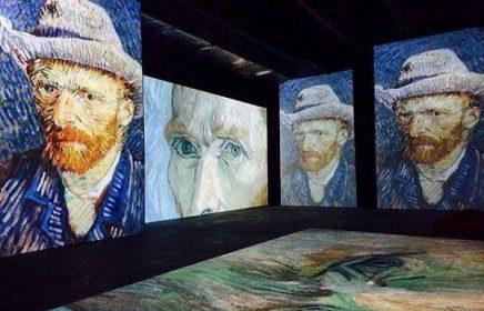 Мультимедийная выставка «Ван Гог. Письма к Тео»