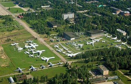 Музей военно-воздушных сил РФ в Монино