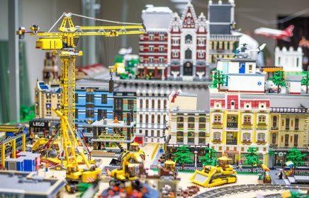 Музей Lego Megabricks