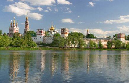 «Новодевичий монастырь» – пешеходная экскурсия с посещением Новодевичьего Некрополя