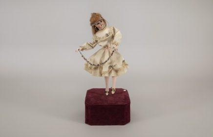Выставка механических кукол, музыкальных и занимательных автоматов из коллекции Давида Якобашвили — «Новогодний переполох»
