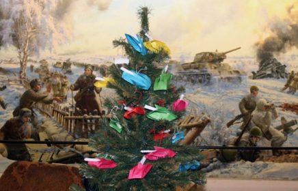 Новогодние каникулы в музее «История танка Т-34»
