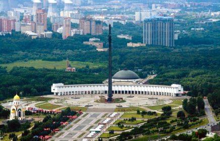 Парк Победы и Поклонная гора