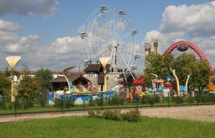 Детский парк «Сказка»
