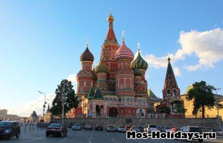 Покровский собор – Собор Василия Блаженного