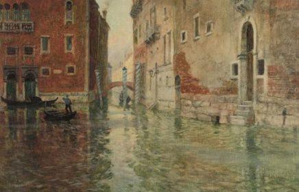 Постоянная экспозиция «Европейская живопись второй половины XIX века»
