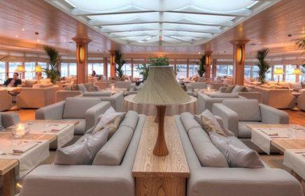 Ресторан-яхта «Чайка»