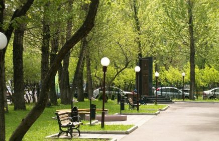 Савеловский парк – лучший парк для семейного отдыха