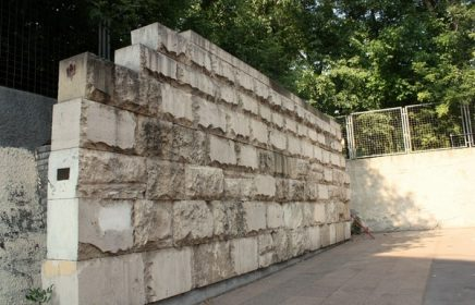 Стена плача в Москве
