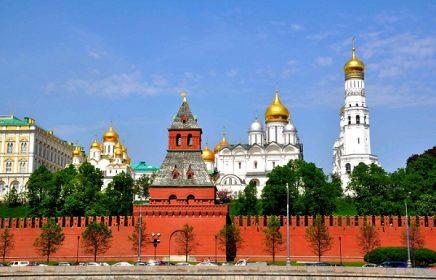 Тайницкая башня Кремля