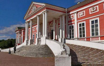 Музей – усадьба Кусково