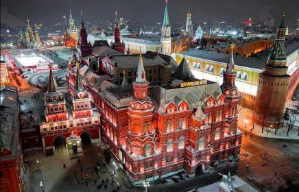 Пешеходная экскурсия «Вдоль древних стен Кремля» от компании «Азбука Москвы»