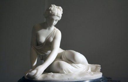 Выставка скульптур «Дворец во дворце»