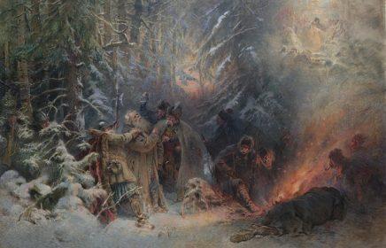 Выставка «Подвиг Ивана Сусанина. История одной картины»