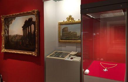 Экспозиция «Романовы и Папский престол: 1613–1917. Россия и Ватикан»