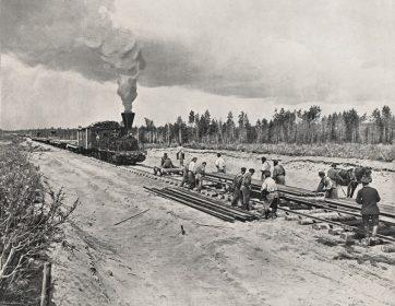 Выставка «Железные дороги России»