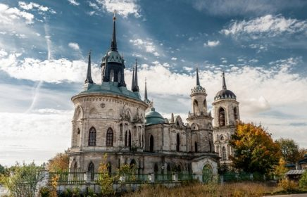 Автобусная экскурсия «Три храма – три века русской архитектуры»