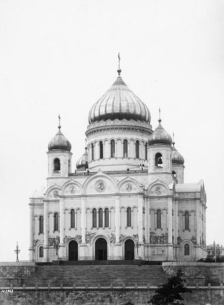 Храм Христа Спасителя, 1881 г.