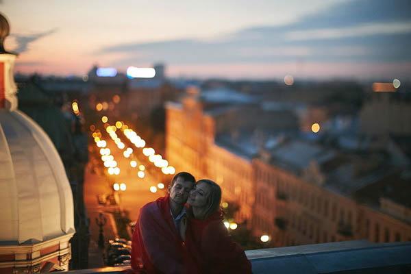 Экскурсия «Ночные крыши Петербурга»