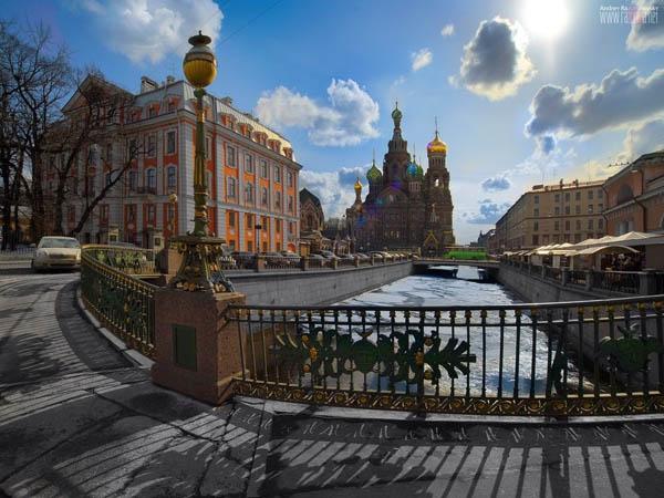 Индивидуальная автобусная экскурсия «Необычное Путешествие по Санкт-Петербургу»