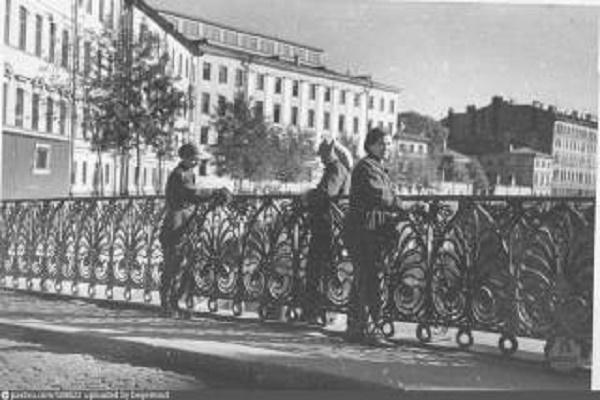 Ремонт Демидова моста