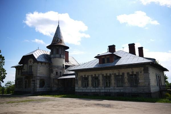 Здание общины Сестер Милосердия Святого Георгия на Дудергофских высотах