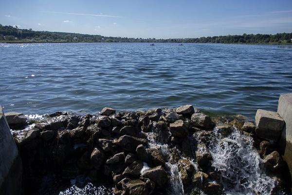 Озеро в Дудергофских высотах