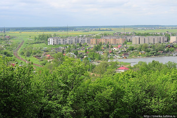 Гора Воронья на Дудергофских высотах