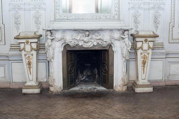 Интерьеры в особняке Брусницына