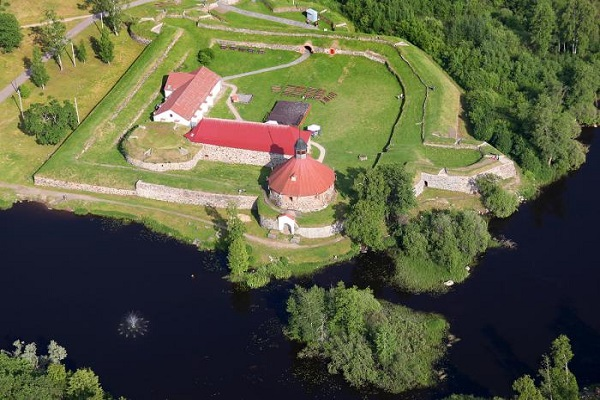 Крепость музей Корела