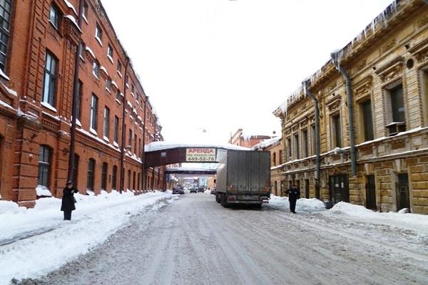 Завод Брусницына