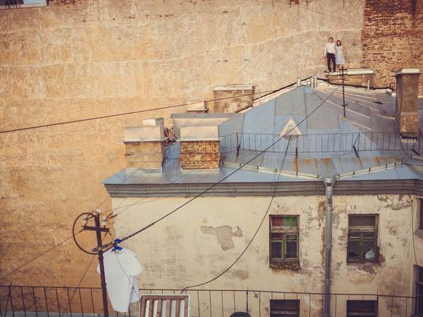 Экскурсия «Крыши Петербурга. Рассмотреть городские достопримечательности с высоты птичьего полета»