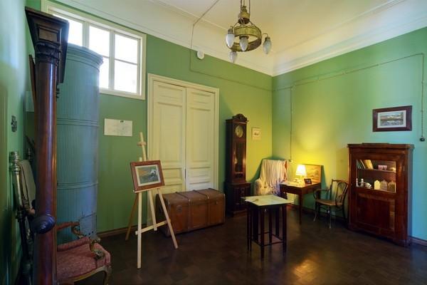 Комната Анны Ахматовой