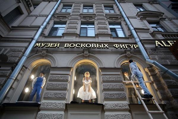 Музей восковых фигур Санкт-Петербурга