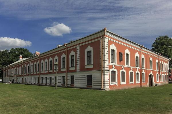 музей истории Петербурга