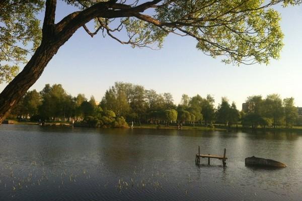 Полюстровский парк