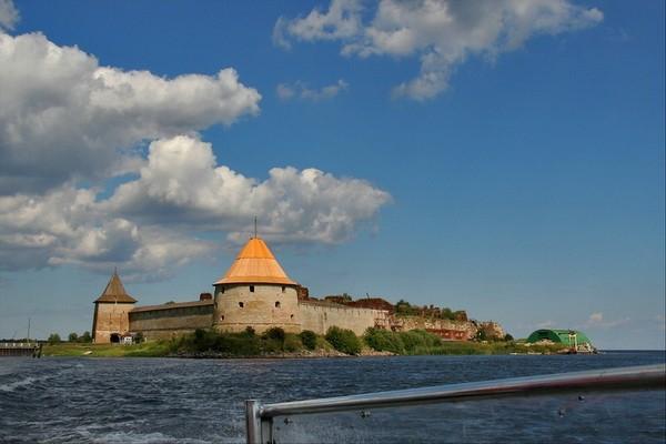 Шлиссельбургская крепость «Орешек»